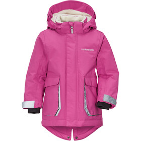 Didriksons 1913 Indre Parka Mädchen plastic pink
